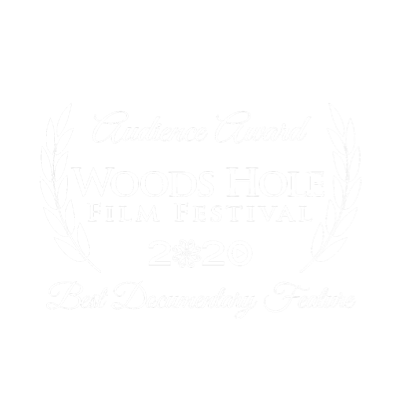 Woods Hole Film Festival 2020 Laurel - Audience Award Best Documentary Feature